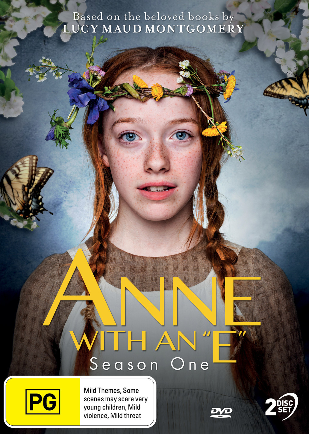 Anne With An E - Season One on DVD image