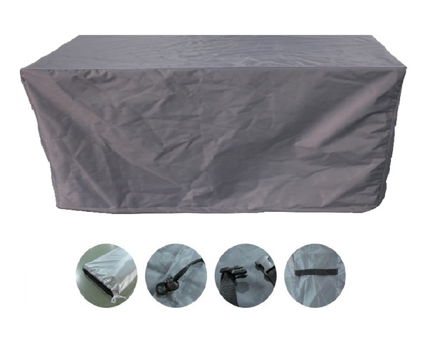 Outdoor Heavy Duty 7 - 9 Piece Rectangle Table Setting Furniture Cover -250(L) x 135(W) x 80cm(H)