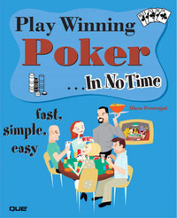 Play Winning Poker in No Time by Alison Pendergast image