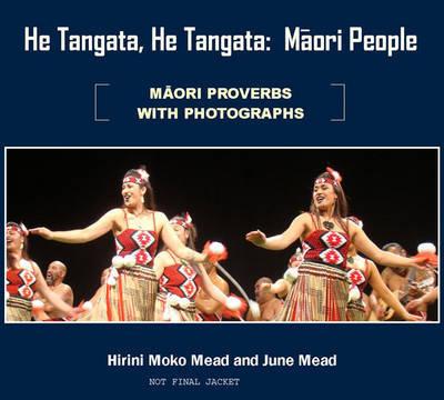 He Tangata, He Tangata: The Maori People by Hirini Moko Mead image