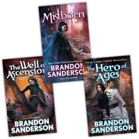 Mistborn Trilogy Boxed Set by Brandon Sanderson image