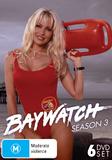 Baywatch - Season 3 DVD