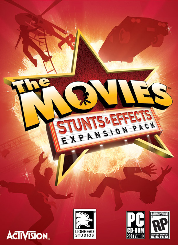The Movies: Stunts & Effects for PC Games