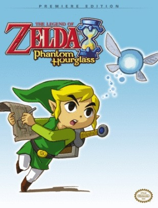 Legend of Zelda: Phantom Hourglass - Prima Official Games Guide