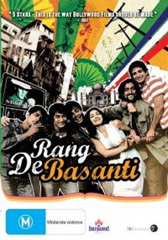 Rang De Basanti on DVD