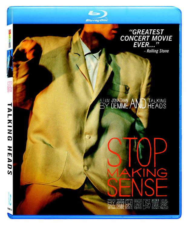 Talking Heads - Stop Making Sense on