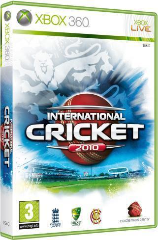 International Cricket 2010 for X360