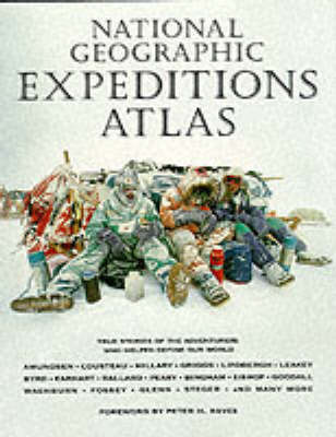 """National Geographic"" Expeditions Atlas by National Geographic Society"