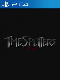 Timesplitters Rewind for PS4