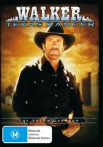 Walker, Texas Ranger - Season 2 (7 Disc Box Set) on DVD
