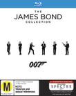 Bond 50: The Complete 23 James Bond Film Collection Box Set on Blu-ray