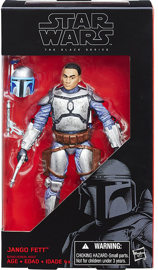 Star Wars 6 Quot Jango Fett Action Figure Toy At Mighty