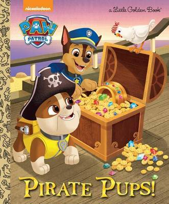 Pirate Pups! by Golden Books image