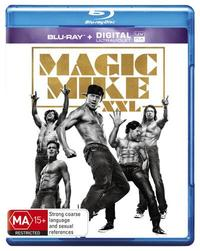 Magic Mike XXL on Blu-ray