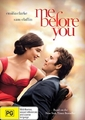 Me Before You on DVD