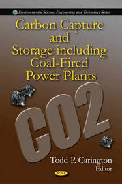 Carbon Capture & Storage including Coal-Fired Power Plants image