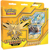Pokemon TCG Legendary Battle Deck: Zapdos