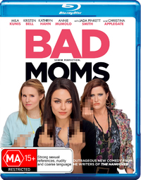 Bad Moms on Blu-ray