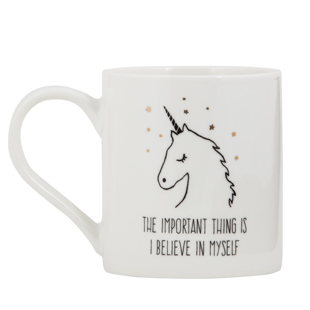 General Eclectic: Unicorn Mug (350ml)