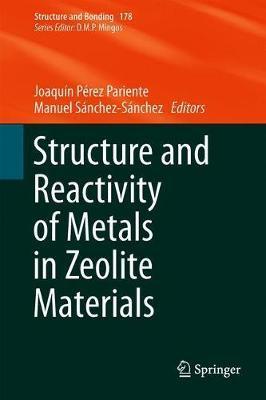 Structure and Reactivity of Metals in Zeolite Materials image