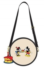 Loungefly: Minnie Mouse (Birthday) - Crossbody Bag