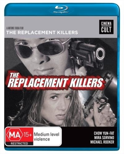 The Replacement Killers on Blu-ray image