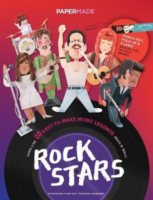 Paper Rockstars by Papermade image
