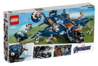 LEGO Super Heroes: Avengers - Ultimate Quinjet (76126) image