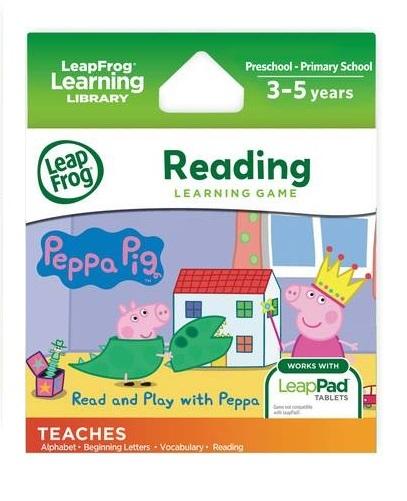 Leapfrog: Leappad Peppa Pig - Read & Play With Peppa