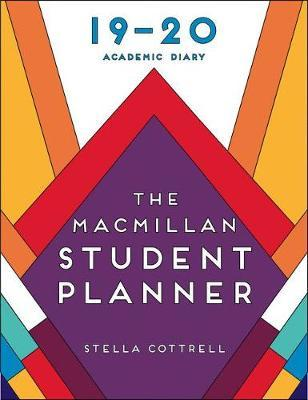 The Macmillan Student Planner 2019-20 by Stella Cottrell