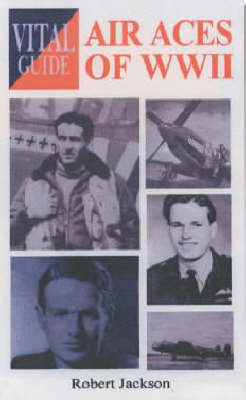 Air Aces of WWII by Robert Jackson image
