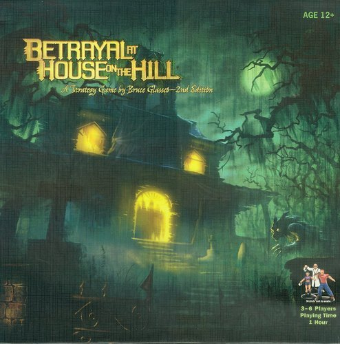 Betrayal at House on the Hill - Avalon Hill image