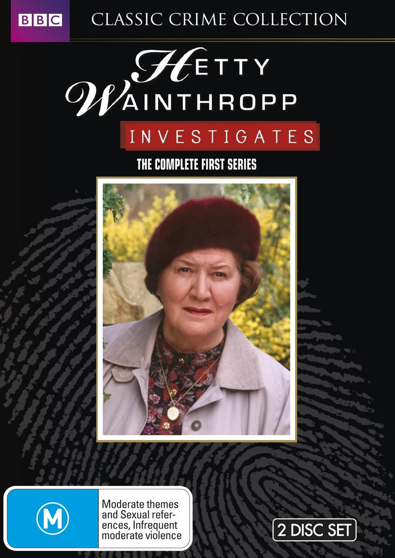 Hetty Wainthropp Investigates - The Complete First Series on DVD image
