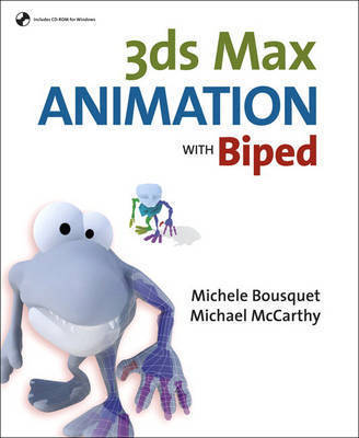 3ds Max Animation with Biped by Michael McCarthy