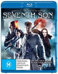 Seventh Son on Blu-ray