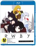 RWBY – Volume 2 on Blu-ray