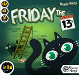 Friday the 13th - Card Game