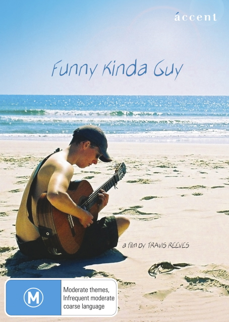Funny Kinda Guy on DVD image
