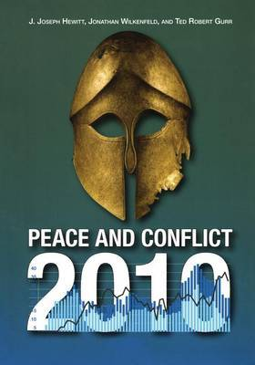 Peace and Conflict 2010 by J Joseph Hewitt image