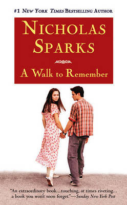 Walk to Remember by Nicholas Sparks