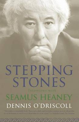 Stepping Stones by Dennis O'Driscoll image
