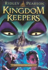 Kingdom Keepers Boxed Set by Ridley Pearson