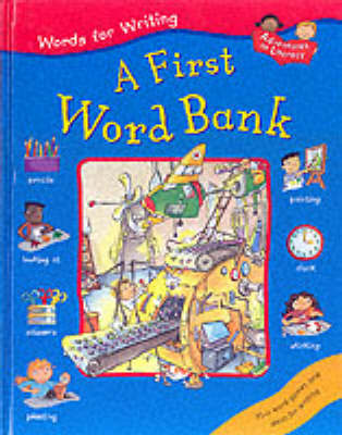 WORDS FOR WRITING A FIRST WORD BANK
