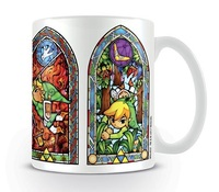 Legend of Zelda: Stained Glass - Mug