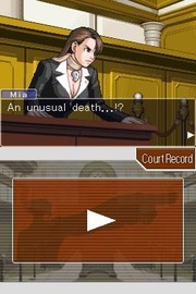 Phoenix Wright: Ace Attorney 3 - Trials and Tribulations for Nintendo DS image