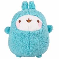 Molang: Basic Plush - Fluffy Blue Molang