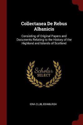 Collectanea de Rebus Albanicis