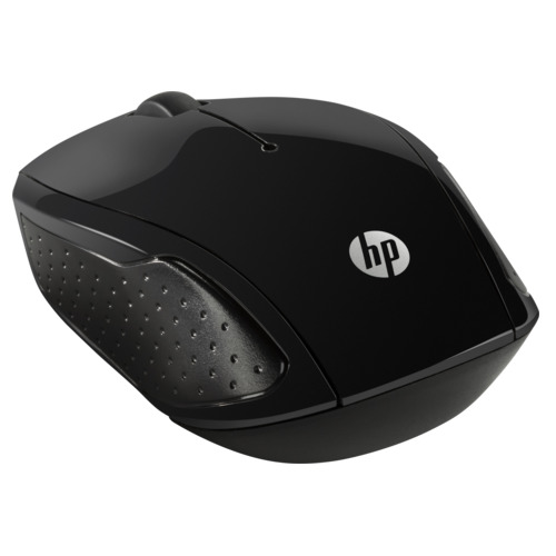 HP 200 - Wireless Mouse (Black)