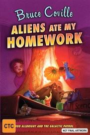 Aliens Ate My Homework on DVD