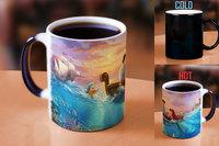 Disney's (Little Mermaid Falling in Love) Morphing Mugs Heat-Sensitive Mug